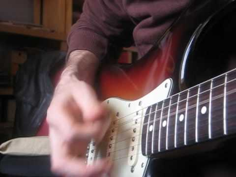 Clases de Guitarra (i-3) Rock & Roll para Muñones: Wild Thing