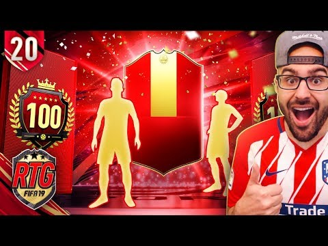 OMG I GOT TOP 100 FUT CHAMPIONS! FIFA 19 Ultimate Team RTG #20