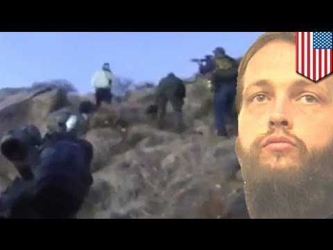 Albuquerque police shooting: Helmet cam footage shows officers killing armed homeless man