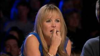Shaun Smith Ain't No Sunshine :: Britain Got Talent 2009