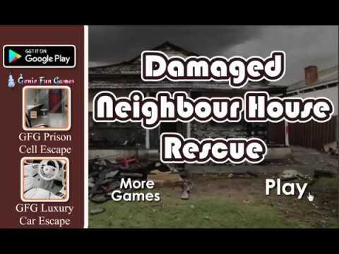 GFG Damaged Neighbour House Rescue