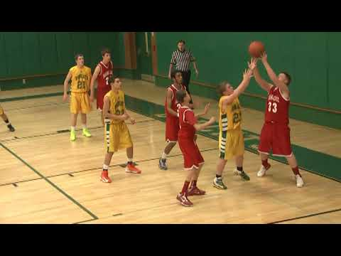 NAC - Saranac Lake JV Boys 1-16-13