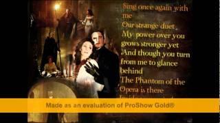 The Phantom Of The Opera(Sarah Brightman And Antonio