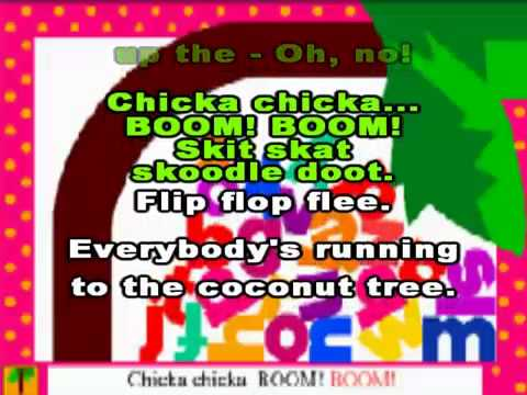 Chicka Chicka Boom Boom - alphabet song!.. - YouTube - photo#3