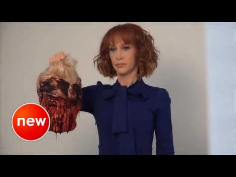 Hài VL 2017 |  About Kathy Griffin Cut Trump's Head OMG !!! Must Watch