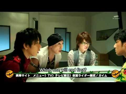 Kamen Rider Gaim Ep 42 (Subs Preview) Mitsuzane's Final Transfornation!