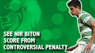 Schwalbe Boerrigter leidt tot penalty en rode kaart voor tegenstander...