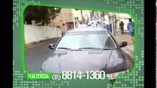 Carro est� estacionado h� quatro dias em local proibido
