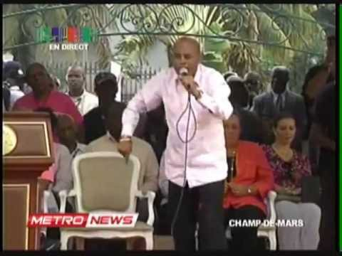 Michel Martelly 2nd Anniversary Celebration Speech, May 14, 2013