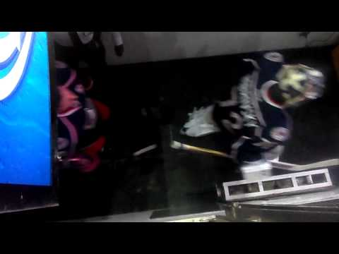 Columbus Blue Jackets vs. New York Rangers Pre Game 3/21/2014