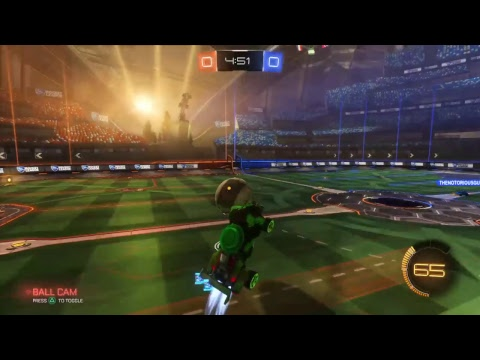 Rocket league gameplay #4       doubles    (dutch)