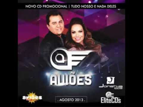 [CD COMPLETO] Avioes do Forro - Promocional Agosto 2013 - by ELITE CDS