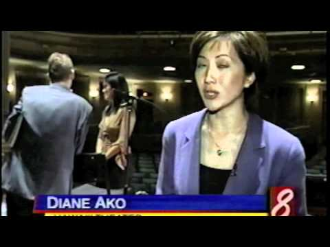 Kelly Hu- Hawaii Theater- Vagaina Monologues 2003