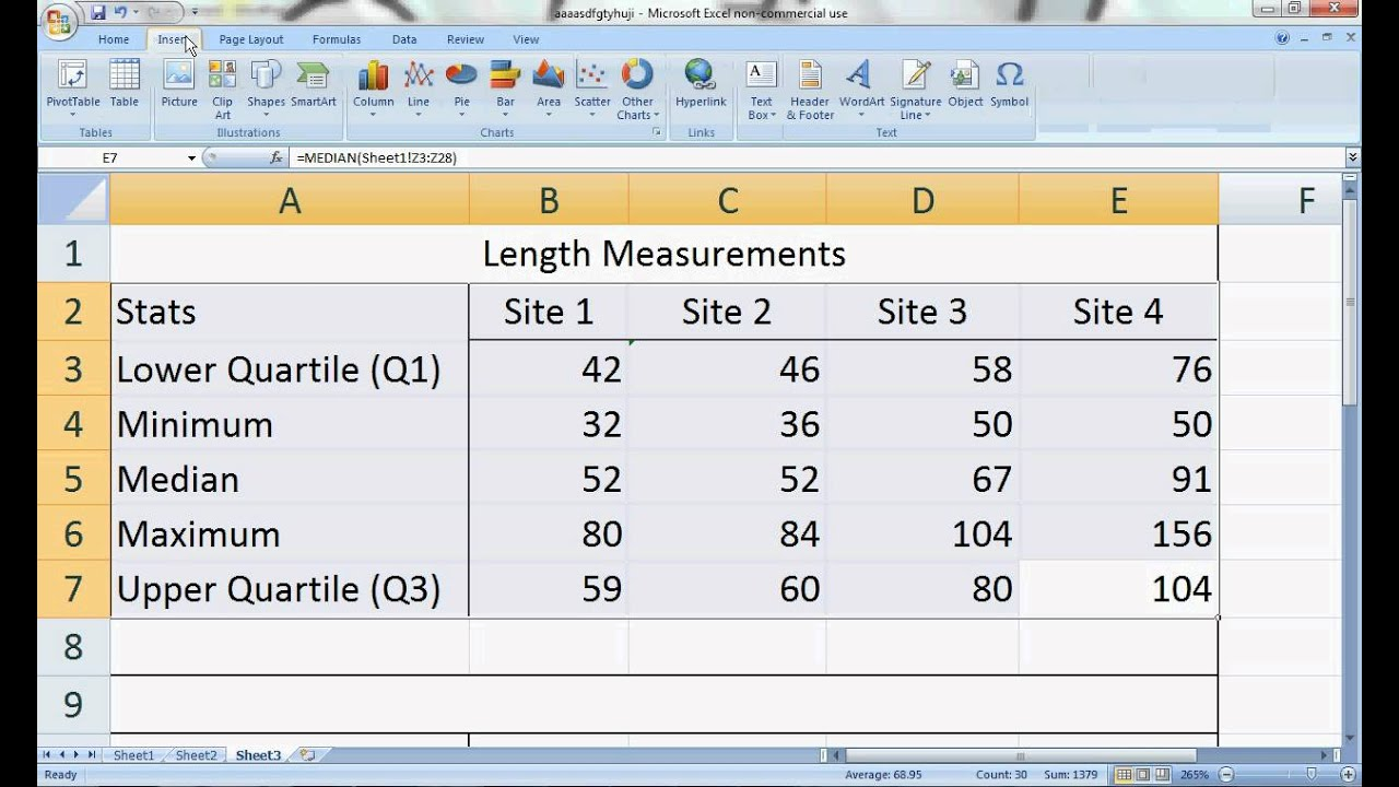 how to create a search box in excel 2007