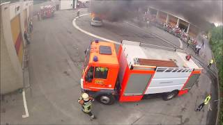 Brandweer Fluvia - Kortrijk