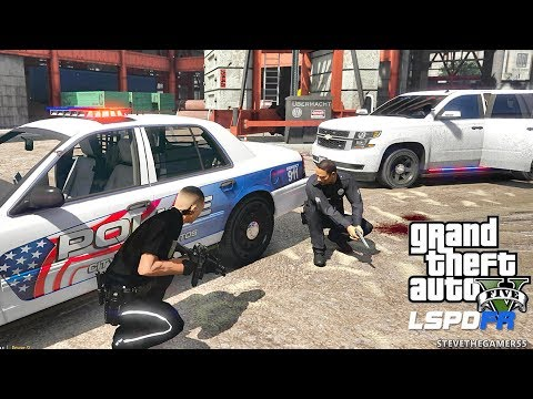 LSPDFR #495 CITY PATROL!! (GTA 5 REAL LIFE POLICE PC MOD) Memorial Day Weekend 2017