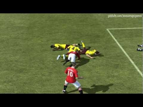 FIFA 12 Impact Engine Fail Compilation | HD 1080p