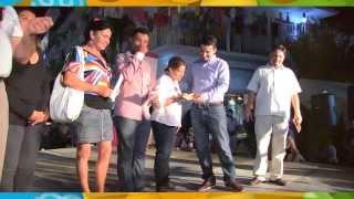Todo un éxito el '4to Festival de Día de Muertos' de Puerto Vallarta