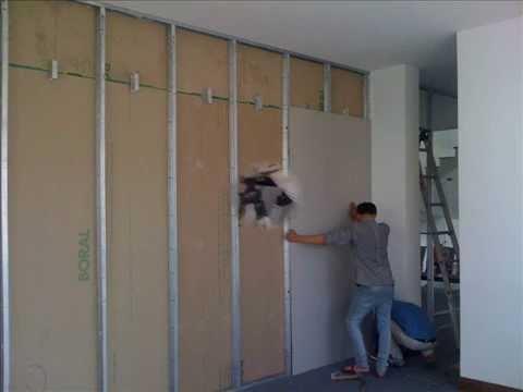Thợ đóng vách ngăn thạch cao giá rẻ tại tphcm