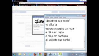 Como Desativar A Conta Do Facebook