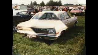 Opel Admiral - Diplomat