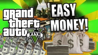 GTA 5 EASY MONEY (GTA 5 Stock Market MAKE MILLIONS!!!) GTA