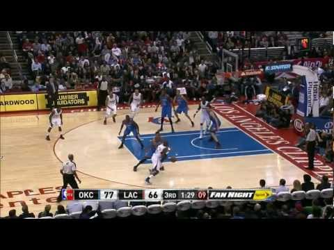 NBA's Top 10 Crossovers: January 2013