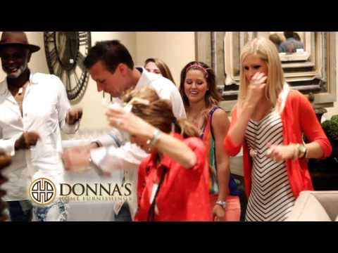 Donnas Home Furnishings Grand Opening Conroe, TX May 2013
