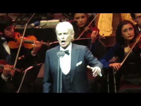 José Carreras - The Impossible Dream (Man of The Mancha) (Santiago-Chile 2017)