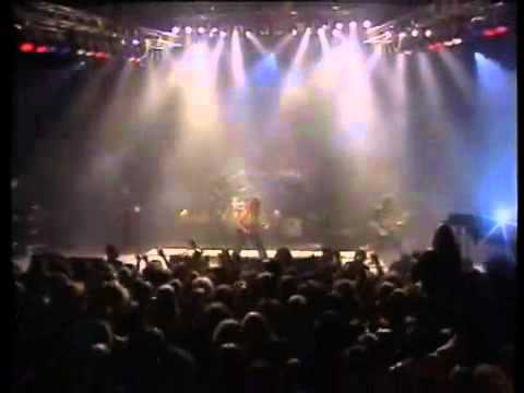 Rotting Christ - A Dynasty From The Ice Live 1996