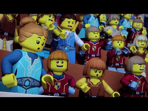 Lego Nexo Knights - Kniha príšer 1.