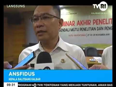 Balitbang akan Melibatkan Jurnalis dalam Penelitian