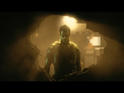 Deus Ex: Human Revolution: Walkthrough - Part 1 - Prologue (Gameplay &amp; Commentary)