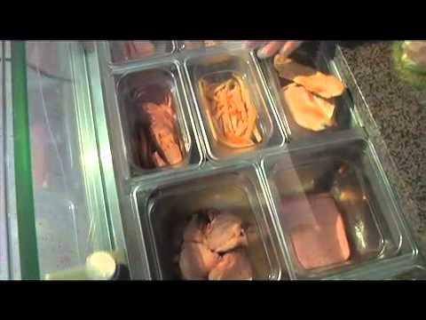 ensaladas gurmet: