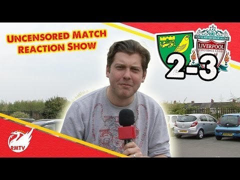 Norwich 2-3 Liverpool: Stunning Sterling Keeps Reds Top (Uncensored Match Reaction Show)