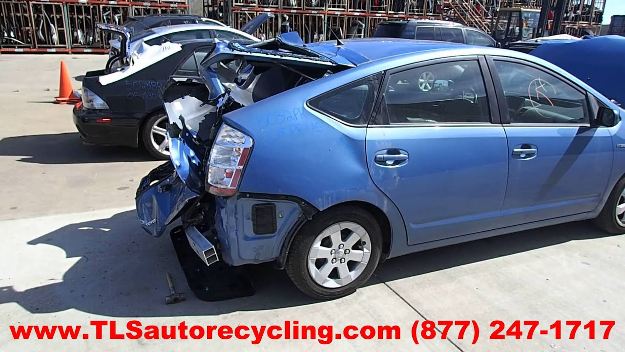maxresdefault parting out 2008 toyota prius stock 5032pr tls auto recycling  at mifinder.co