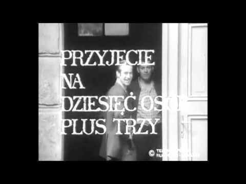 Małe piwko - Z. Maklakiewicz (Przyjęcie na 10 osób plus 3)