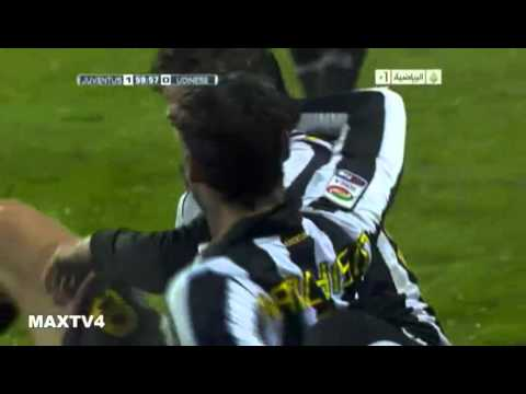 YouTube - Juventus VS Udinese 1 - 0 Great Goal Claudio Marchisio.flv