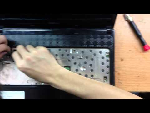 Hướng dẫn tháo lắp Laptop Dell N4030