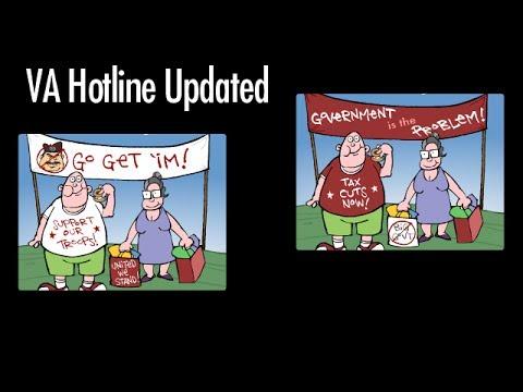 VA Hotline Updated