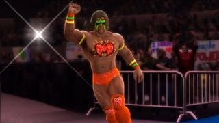 WWE '13 Community Showcase: Ultimate Warrior (Xbox 360