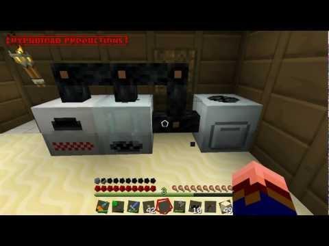 Minecraft: Industrial Revolution 3 - 22: iHasCupQuake smarts!