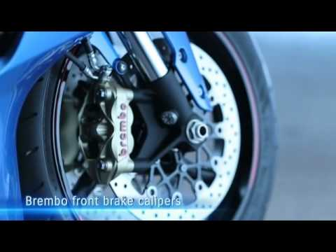 2012 Suzuki GSXR1000 Promo Video