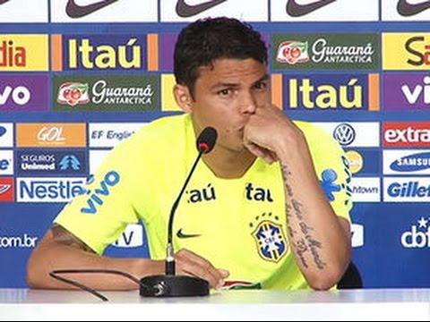 Thiago Silva fala após mais um vexame do Brasil 0 x 3 Holanda disputa de 3º Lugar