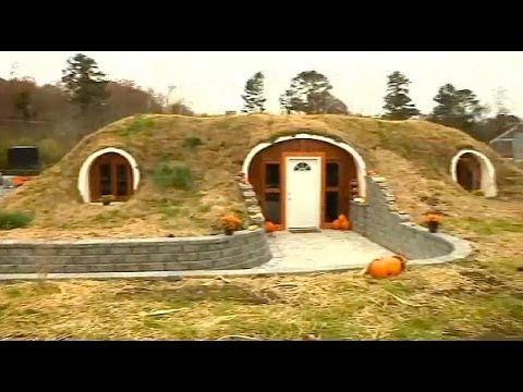 real life 39 hobbit house 39 in athens tenn youtube