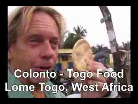 Togo Food Called Colonto
