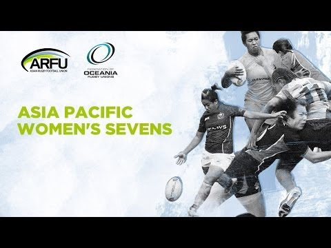 Highlights of the Asia Pacific Women's Sevens 2013