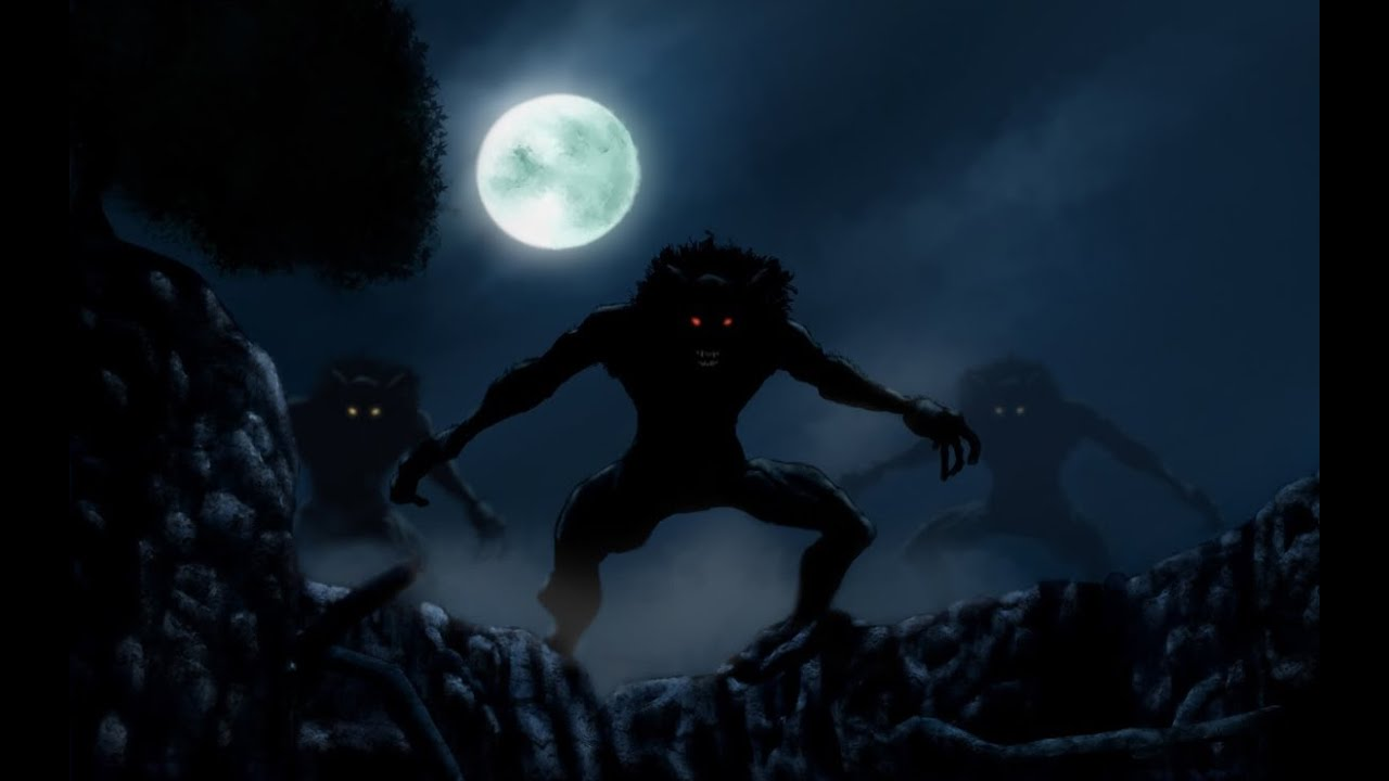 Skyrim werewolf wallpaper hd - photo#9