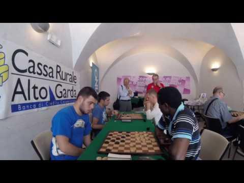 Copertina video Coppa Citta di Mori 2016 di dama internazionale