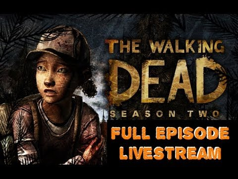 The Walking Dead: Season 2---FULL EPISODE 1-Live Stream